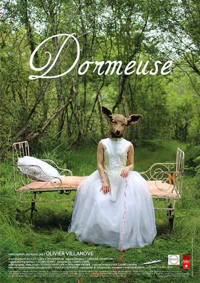 dormeuse affiche spectacle agence geographie affective